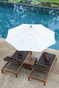 pool deck umbrella