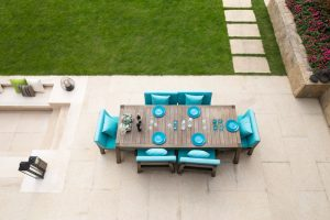 what size patio umbrella do I need for my table